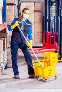 Op zoek naar een vacature cleanroom schoonmaker? Solliciteer direct!