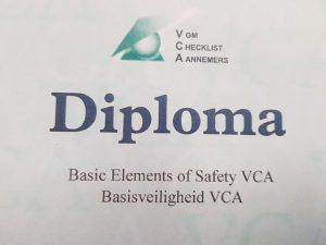 Bij Werkdirekt je VCA diploma halen