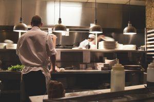 Op zoek naar een vacature Zelfstandig werkend kok m/v?