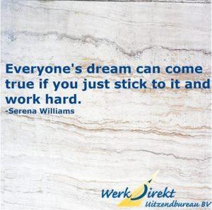 nieuwe werk quote