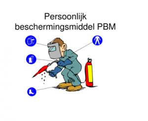 Wie is verantwoordelijk voor pbm's?